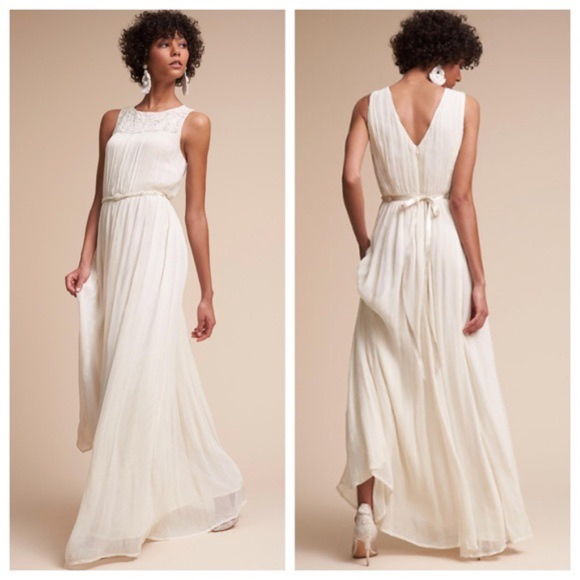 24271c626b47 BHLDN Dresses & Skirts - NEW BHLDN IVORY JAYNE DRESS- SIZE 4
